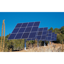 2017 hot new products high quality 10kw ground solar panel system structure grounded mounted energy