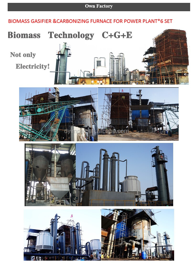 Industrail Use Coal or Biomass Fired Steam Boiler