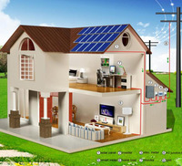 good selling and low cost 3000w home inverter solar power system for home