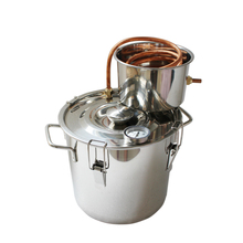 10L/3gallon satinless steel home alcohol distillation moonshine still pot still distillation equipment