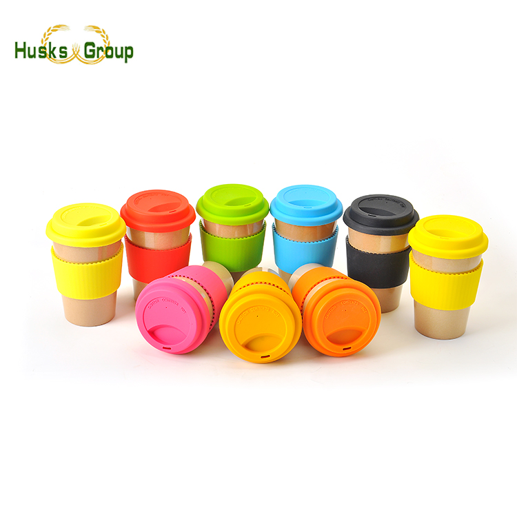 Guaranteed Quality Unique Rice Husk Eco Plant Fiber Drinking Cup