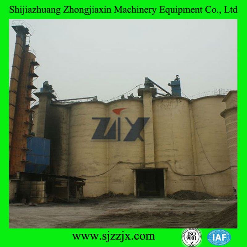 1200T/D CE ISO Certificate Fiber Cement Production Line