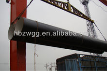 Carbon steel spiral insulation pipe