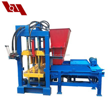 High efficiency new products brick making machine in namibia QT4-25BH