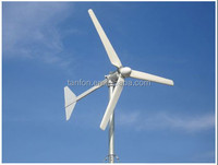 widely use for home 20kw wind turbine generator/ variable pitch system/ no gearbox 20kw permanent magnet generator
