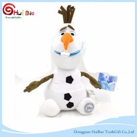 Plush Snow man toy super softly looking cute