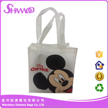 ASD2015A024 Cute Non- woven shopping bag for kids