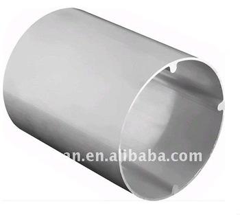 aluminium tube rond avec dents buy product on. Black Bedroom Furniture Sets. Home Design Ideas