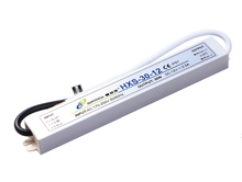 CE approved IP67 30w 12v 24v waterproof electronic led driver