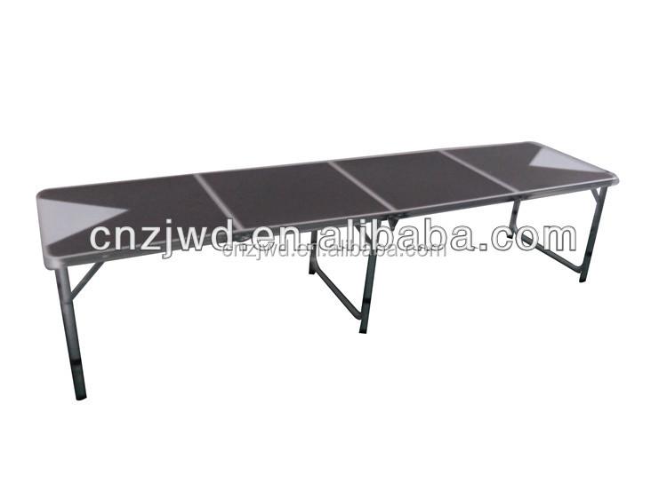 8ft beer pong klapptisch 8ft hochklappen tisch klapptisch for Beer pong tisch eigenes design