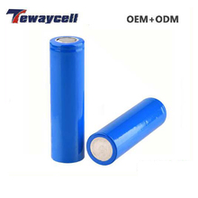 Rechargeable cheap Price18650 3.7v Batteries TW3.7v 2000mah lipo battery