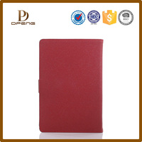 Wholesale Embossed Logo Customized Pu Leather