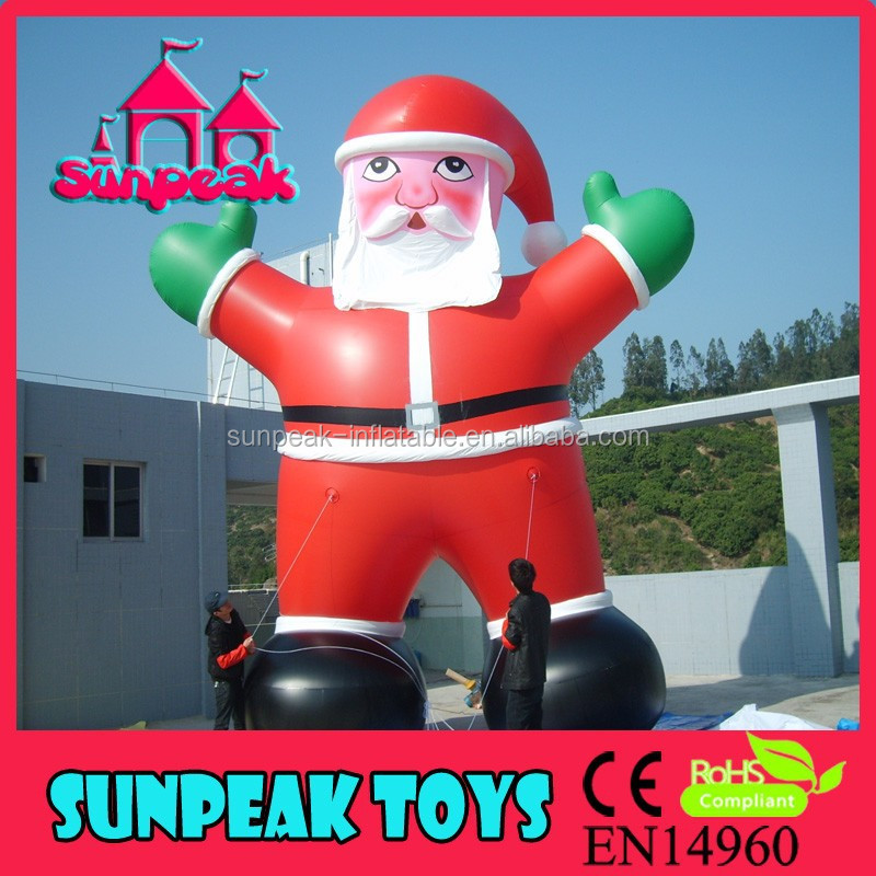 BL-650 Christmas Giant Inflatable Advertising Balloon