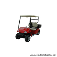 CE approved 2 seats mini used cheap electric golf cart frame for sale
