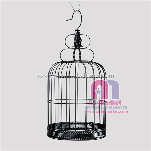 black lampshade wire frame LT1360