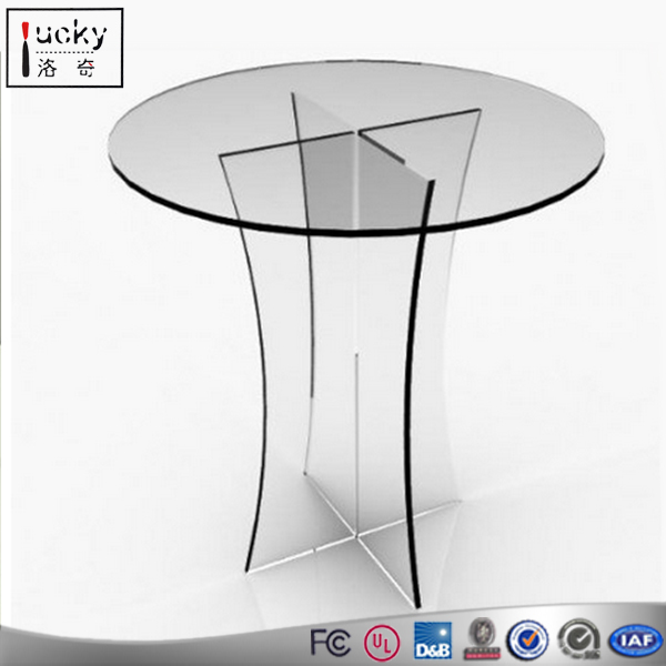 China manufacture shenzhen acrylic table furniture for coffee desk