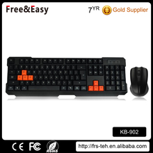 new design fashion wireless computer keyboard