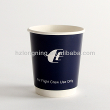 8Oz/12Oz/16Oz Double Wall Disposable Tea Cups And Saucers