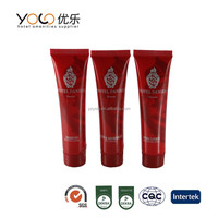 alibaba express new product plastic cosmetic tube packaging set for hair extension
