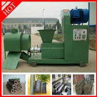 High pressure bbq briquetting machine sawdust briquetted fuel machine price 008618337198727