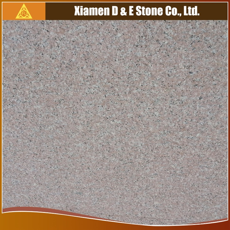 Pink Granite G696 Flamed Brushed
