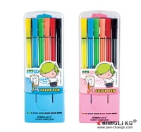multi-color art paint marker