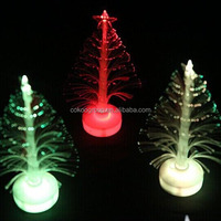 Fiber optic Christmas Decorations