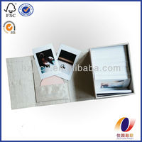 2013 customized photograph packaging
