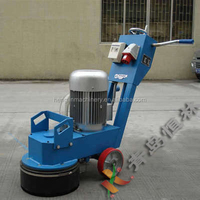 Road surface shot blasting machine, free design