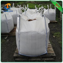 Best quality 1 ton big bag with customer logo printing for 800kg to 1200kg, manufacturers hot sale jumbo bag size
