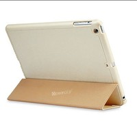 Oceandeep graceful flip leather case for ipad air cases for tablets