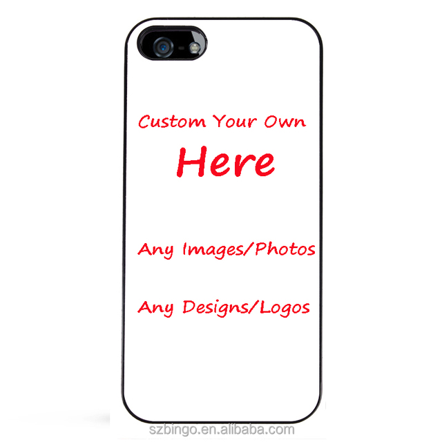 2017 Custom phone case for your own company logo or design free sample mobile back cover