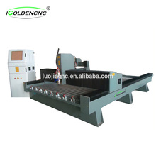 1325 stone cnc router machine , 3d cnc stone sculpture machine for tombstone making