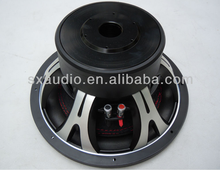 "10""/12""15"" SPL audio subwoofer, jbl subwoofer, car subwoofer parts"
