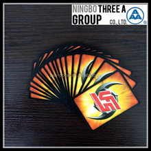interactive game card