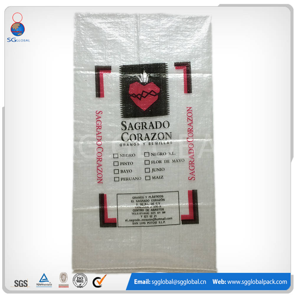 Woven poly feed bags manufacturers