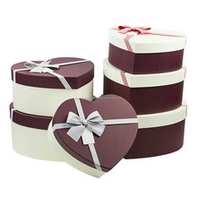 Round Cylinder Packaging Paper Gift Box