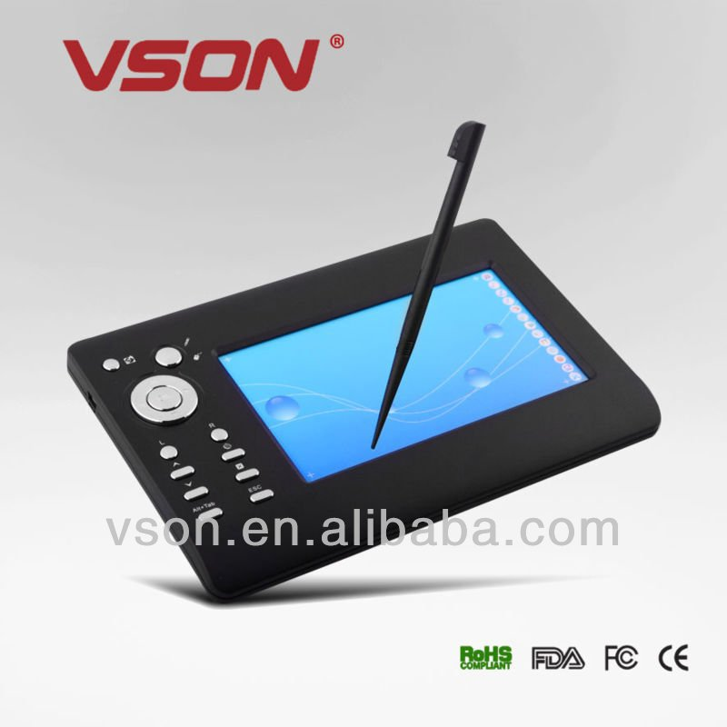 2016 Hot selling wireless tablet for teacher and trainer