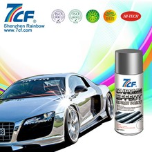 Silver Mirror Chrome Paint For Cars