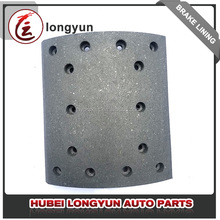 Good quality brake lining for MAN, Auwarter, Mercedes Benz WVA19824