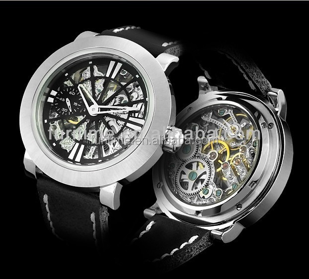 automatic skeleton clocks automatic skeleton mechanical watches and clocks mechanical watch movement