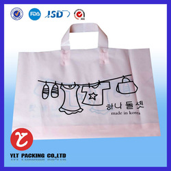Factory direct deal indesign shopping plastic tote bag