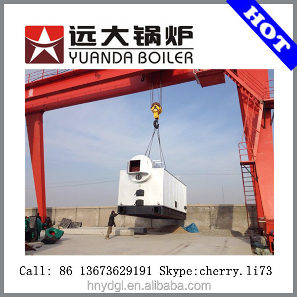 small coal fired steam boiler
