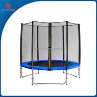 CreateFun 10ft Large Outdoor Trampoline With Safety Net