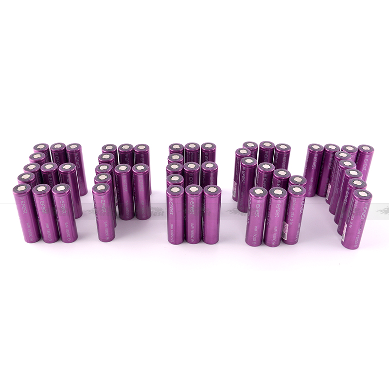 Best price of 40Amp 18650 2600mah battery 18650 battery