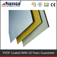 Alusign light weight hot sell acp new style copper clad laminated sheet