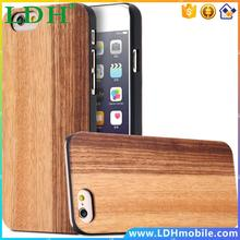 For Apple iPhone 6 Plus 6s Plus Natural Handmade Rosewood Walnut Wooden Case Manually Bamboo Wood Phone Case Bag Sleeve
