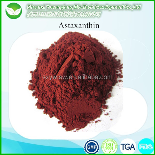 Top quality bulk astaxanthin cosmetics price for Anti-aging