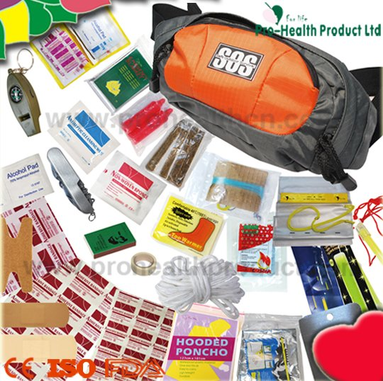 SOS Outdoor Disaster Emergency Survival Kits