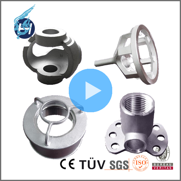 High Quality Customized OEM China Best Manufacturer Silica Sol Casting/Custom Machining Parts/Steel Casting Machining Parts